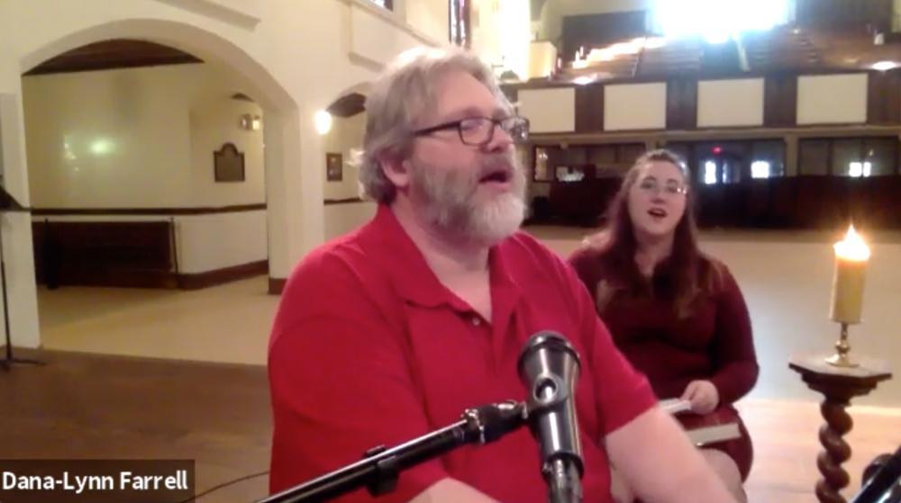 Congregation Zoom Hymn Sing