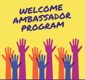 Welcome Ambassador Program